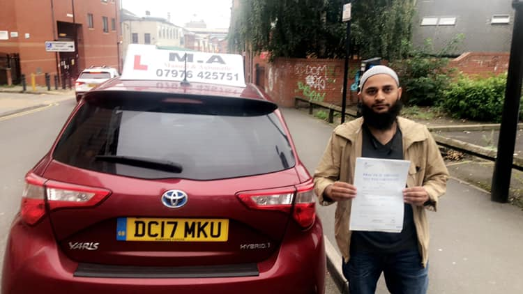 Driving lessons for Beginners in Sheffield